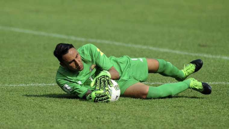 Keylor Navas se ha consolidado como un portero de talla mundial. (Foto Prensa Libre: AFP)