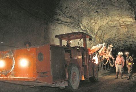 La CIDH ordenó en mayo de 2010 como medida cautelar el cierre de la mina Marlin. (Foto Prensa Libre: Archivo)