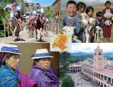 Rituales en Todos Santos Cuchumatán y la cabecera departamental de Huehuetenango. (Foto: Hemeroteca PL)