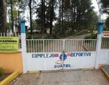 Un centro recreativo de trabajadores está siendo adaptado para convertirse en prisión de mujeres. (Foto Prensa Libre: Hemeroteca)