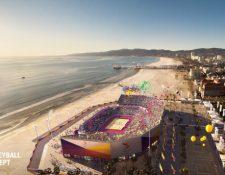 Los Ángeles se ha mantenido firme como ciudad candidata para organizar los Juegos 2024. (Fotos Redes).