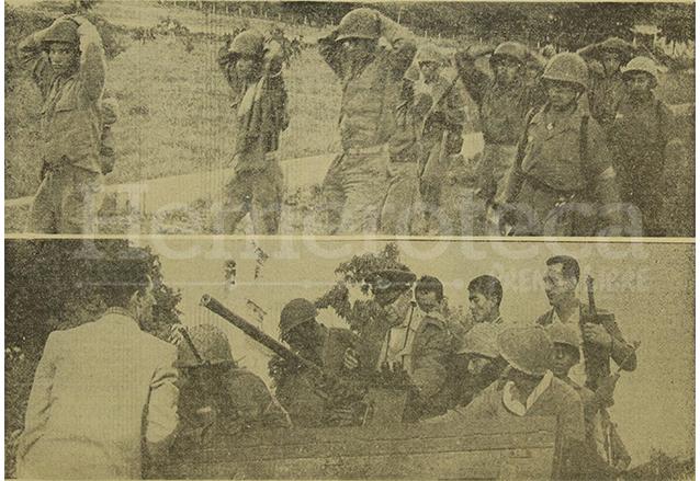 Alzamiento en 1960 dio origen al conflicto armado interno