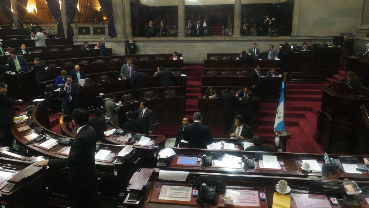 Congreso se acerca a la aprobación del presupuesto para 2019