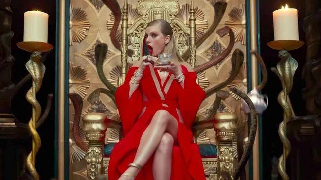 Taylor Swift no se contiene en su nueva canción. (BIG MACHINE LABEL GROUP)