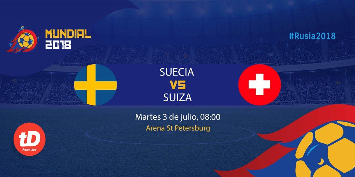 EN DIRECTO | Suecia vs Suiza
