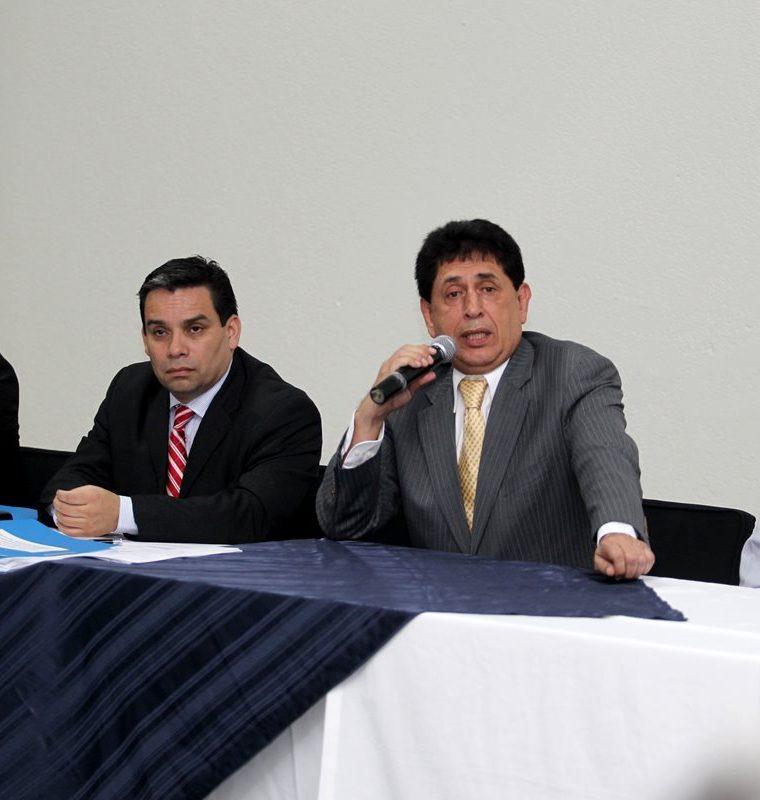 Gerardo Paiz integró el comité ejecutivo de la Fedefut que dirigió Bryan Jiménez. (Foto Prensa Libre: Hemeroteca PL)