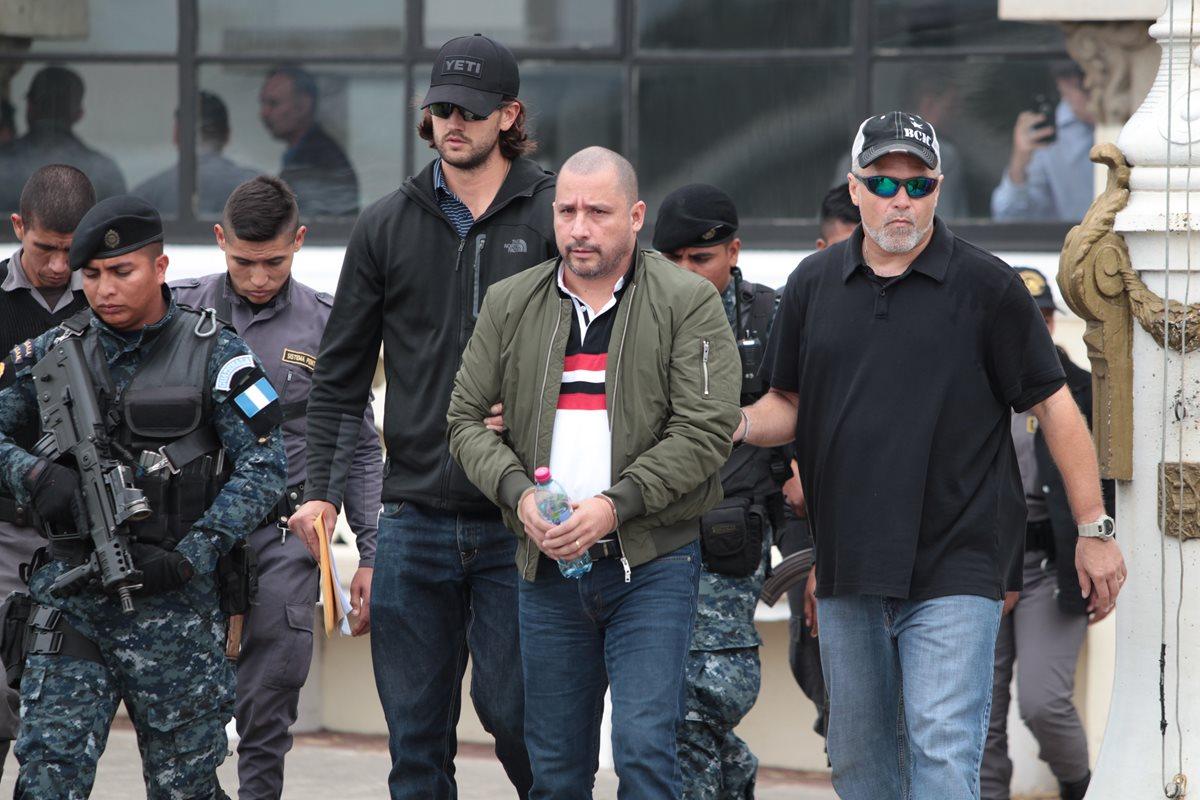 Marlon Francesco Monroy, alias El Fantasma.(Foto Prensa Libre:Hemeroteca PL)