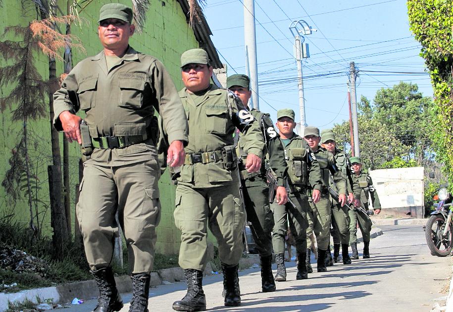 Ejército despide a tres mil soldados que fueron parte del plan de seguridad ciudadana