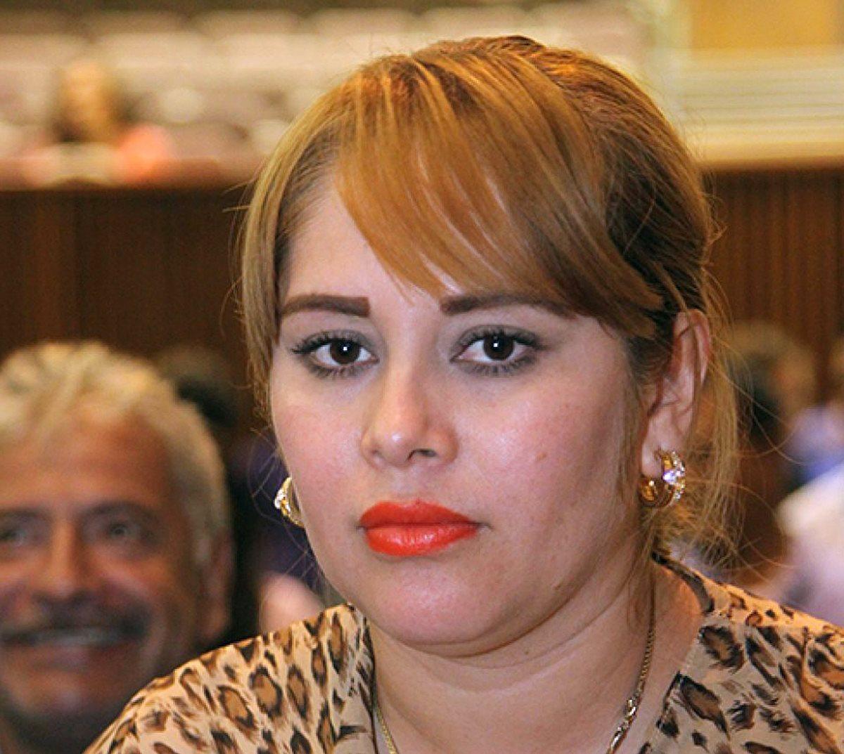 """Interrogarán a legisladora mexicana detenida acerca de """"El Chapo"""""""