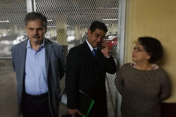 Los señalados serán enviados a un juzgado de turno para que se les informe sobre su captura.