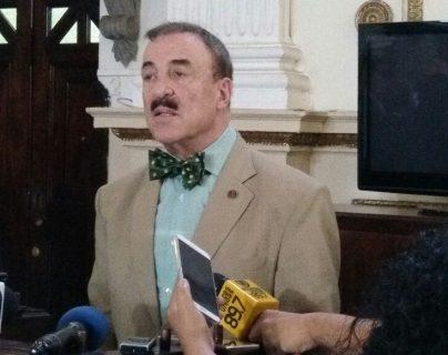La iniciativa para reformar la Ley de Reconciliación Nacional fue propuesta por el diputado Fernando Linares-Beltranena. (Foto Prensa Libre: Carlos Álvarez)