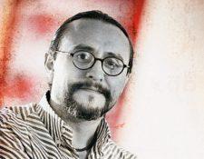 Valenz, artista visual guatemalteco. FOTO PRENSA LIBRE: FRANCISCO SANDOVAL
