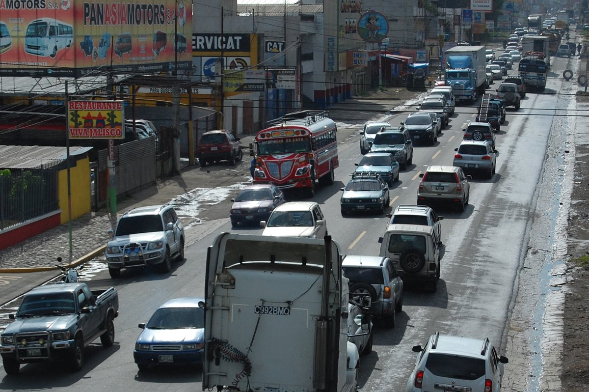 Ministerio no logra facilitar el paso en Chimaltenango
