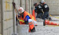 Realizan simulacro de sismo en Villa Nueva, San Miguel Petapa y Villa Canales. (Foto: Estuardo Paredes)
