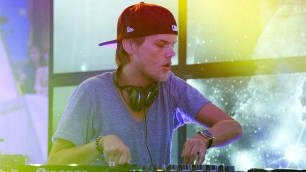 El DJ en octubre de 2013.