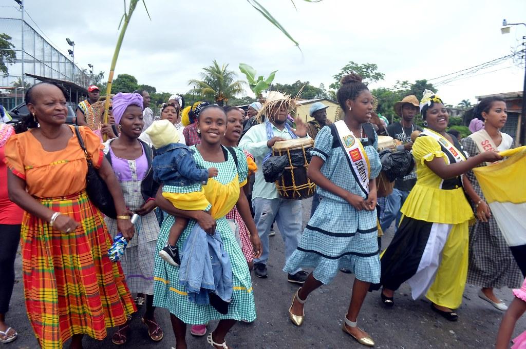 Garífunas celebran su día con expresiones culturales