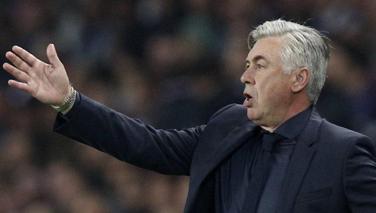Carlo Ancelotti dejaría de ser el técnico del Bayern Múnich, según la prensa alemana. (Foto Prensa Libre: AP)