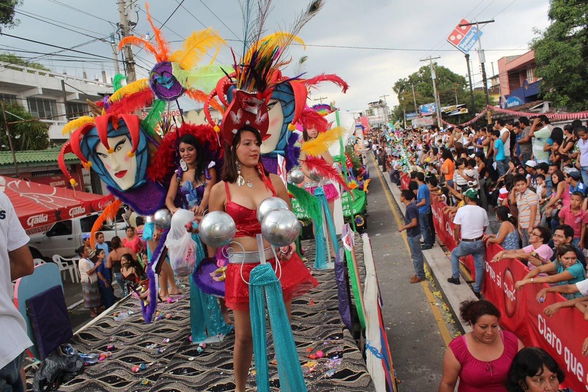 El carnaval de Mazatenango: tradición centenaria