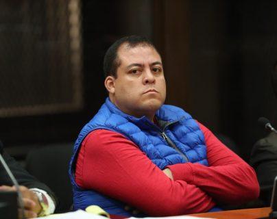 El diputado Julio Juárez es investigado por la muerte de los periodistas Danilo López y Federico Salazar, en un ataque armado ocurrido en marzo del 2015. (Foto Prensa Libre: Esbin García)
