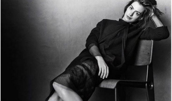 """Hathaway, de 35 años y ganadora de un Óscar por su papel en el musical """"Los miserables"""", protagonizará la película Barbie que se estrenará en 2020.(Foto Prensa Libre: Instagram @annehathaway)"""