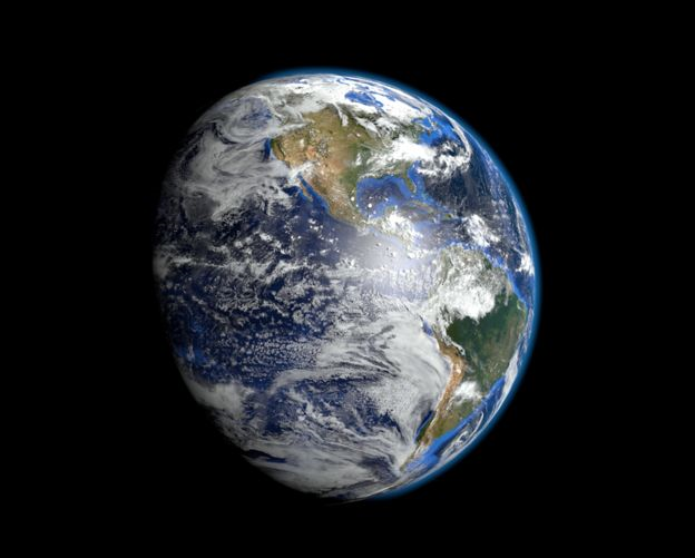 Los satélites no solo se encargan de sacar fotos a la Tierra. GETTY IMAGES