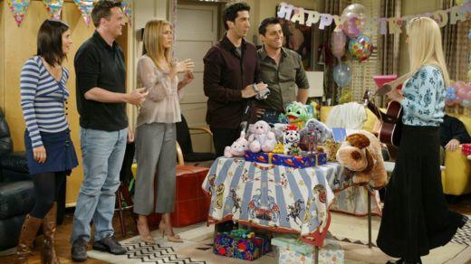 Netflix mantendrá los derechos para reproducir 'Friends' en el año 2019. GETTY IMAGES