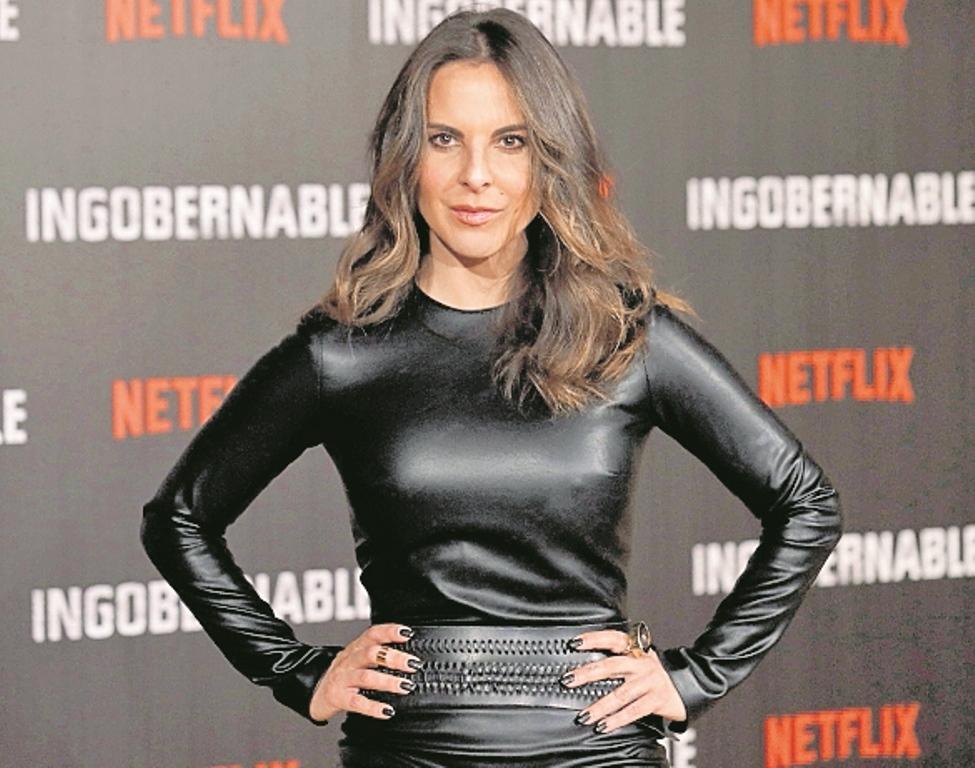 La actriz mexicana Kate del Castillo se pronuncia ante lo ocurrido a la migrante guatemalteca que murió en Laredo, Texas. (Foto Prensa Libre: EFE)