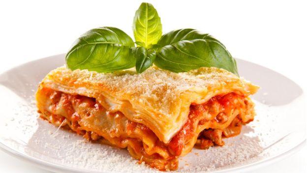 Algunas recetas antiguas de macarrones recuerdan más a la lasaña que a la versión actual del plato. (Foto: gbh007). GETTY IMAGES