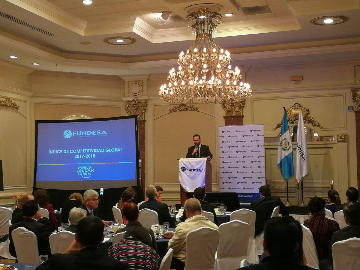 Guatemala cae en índice de competitividad por ineficiencia e infraestructura