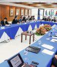 Secretaria del SICA presenta avances de integración centroamericana. (Foto Prensa Libre: Cortesía SICA)
