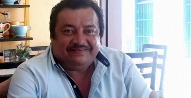 Leobardo Vázquez Atzin, periodista mexicano asesinado en el oriental estado de Veracruz. (Foto Prensa Libre: EFE)