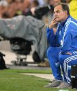 El entrenador argetino Marcelo Bielsa se ha convertido en el nuevo técnico de la Lazio. (Foto Prensa Libre: Hemeroteca)