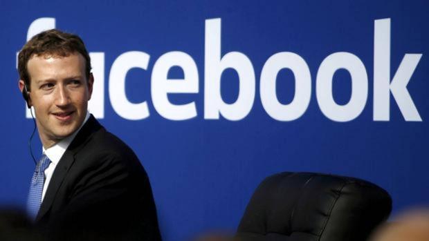 Mark Zuckerberg, presidente de la Red Social Facebook. (Foto Prensa Libre: EFE)
