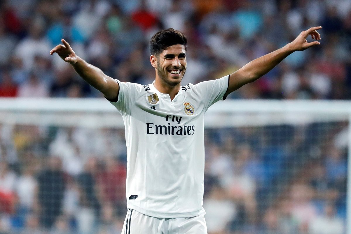 Un gol de Asensio le da la victoria al Real Madrid frente al Espanyol