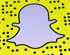 Snapchat ya no es una red social de mensajes efímeros.GETTY IMAGES