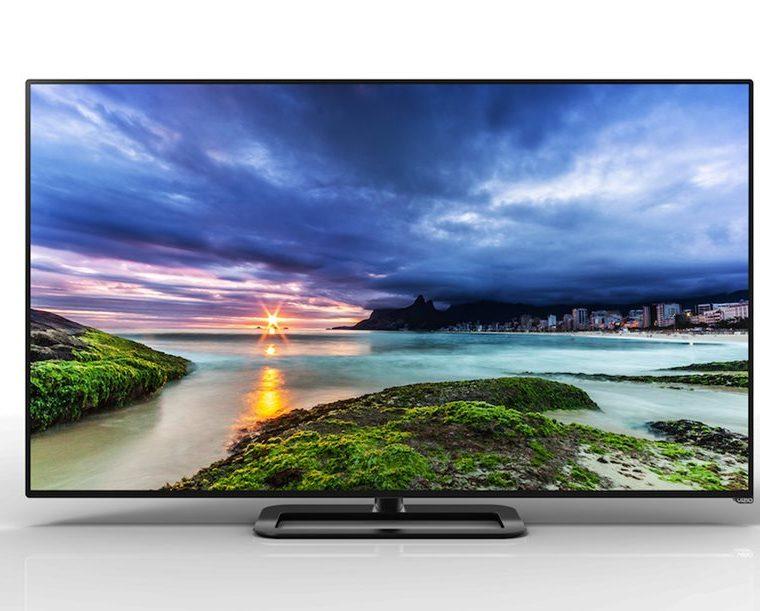 La resolución 4K (3840x2160) ofrece más detalle y nitidez, aunque exige contenido de alta calidad para aprovechar el potencial (Foto Prensa Libre: Vizio).