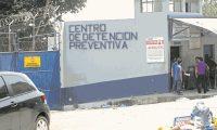 Fachada del Centro Preventivo para Varones de la zona 18. (Foto Prensa Libre: Hemeroteca PL).