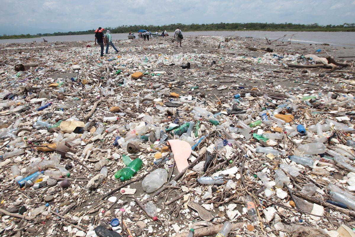 Así trabajarán Guatemala y Honduras para evitar más contaminación en la cuenca del río Motagua