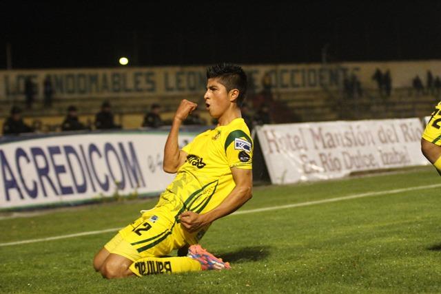 Frank De León es una de las novedades en el llamado de Wálter Claverí a Selección Nacional. (Foto Prensa Libre: Hemeroteca PL)