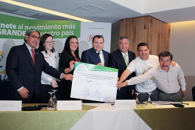 Fundación Azteca Guatemala presenta el programa Limpiemos Nuestra Guatemala 2018