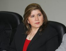 María Elena Ávila dimitió del Directorio de la SAT.