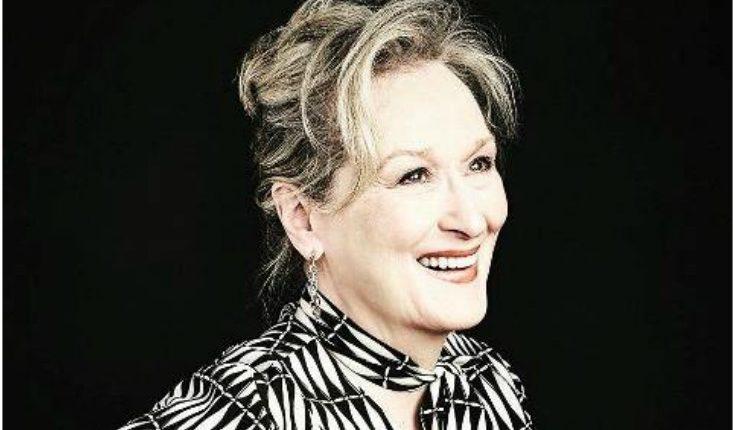 Meryl Streep reta a Melania e Ivanka Trump a hablar de acoso sexual. (Foto Prensa Libre: Facebook Meryl Streep Page)