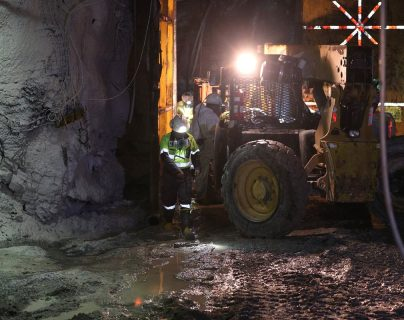 Las operaciones de la minera se mantienen suspendidas desde el 2017.  (Foto, Prensa Libre: Hemeroteca PL).