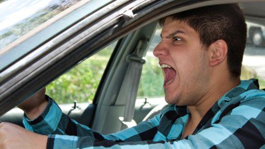 Investigadores de la Universidad de Valencia ganaron el Ig Nobel de la Paz por estudiar la frecuencia, motivación y efectos de los gritos e insultos de los conductores (Foto Prensa Libre: GETTY IMAGES).