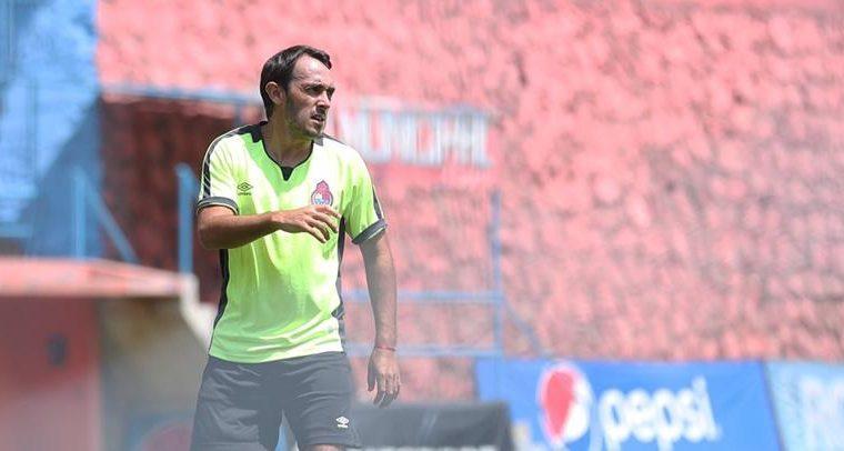 Gastón Puerari fue la figura de Municipal en el Clásico y viene motivado para volver a anotar en el juego contra Siquinalá. (Foto Prensa Libre: Hemeroteca PL)