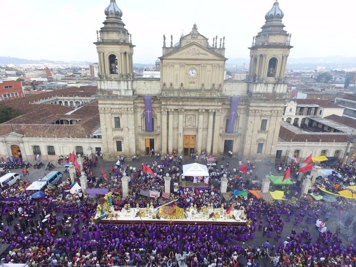 La Semana Santa comienza el Domingo de Ramos