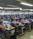 El sector textil en Guatemala genera más de 180 mil puestos de trabajo entre directos e indirectos.