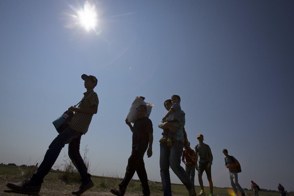 <em>El mes pasado fue el agosto más caluroso en el planeta desde que hay registros. (Foto Prensa Libre: AP).</em>