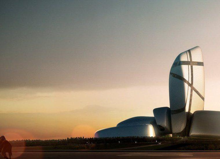 Centro para la Cultura Mundial Rey Abdulaziz, Arabia Saudita
