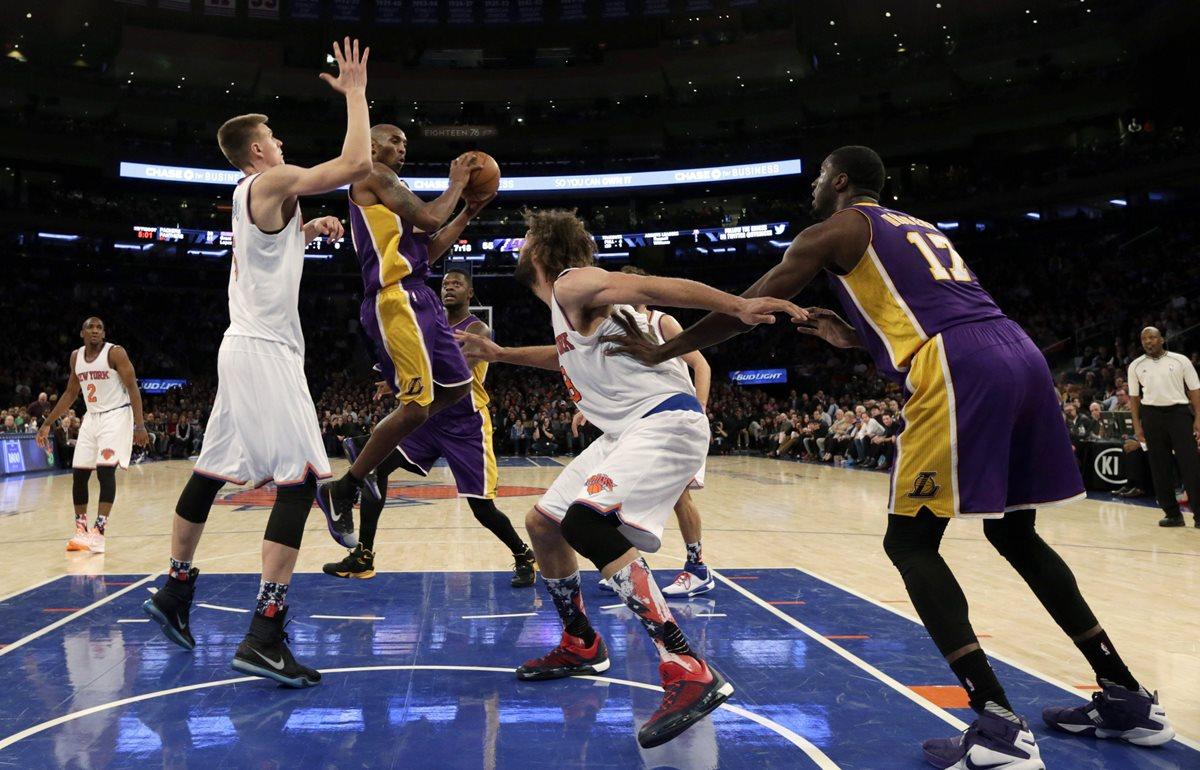 Kobe Bryant desea participar en otros Juegos Olímpicos